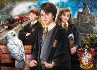 Clementoni 61882 Harry Potter 1000 Pieces Brief Case Jigsaw Puzzle